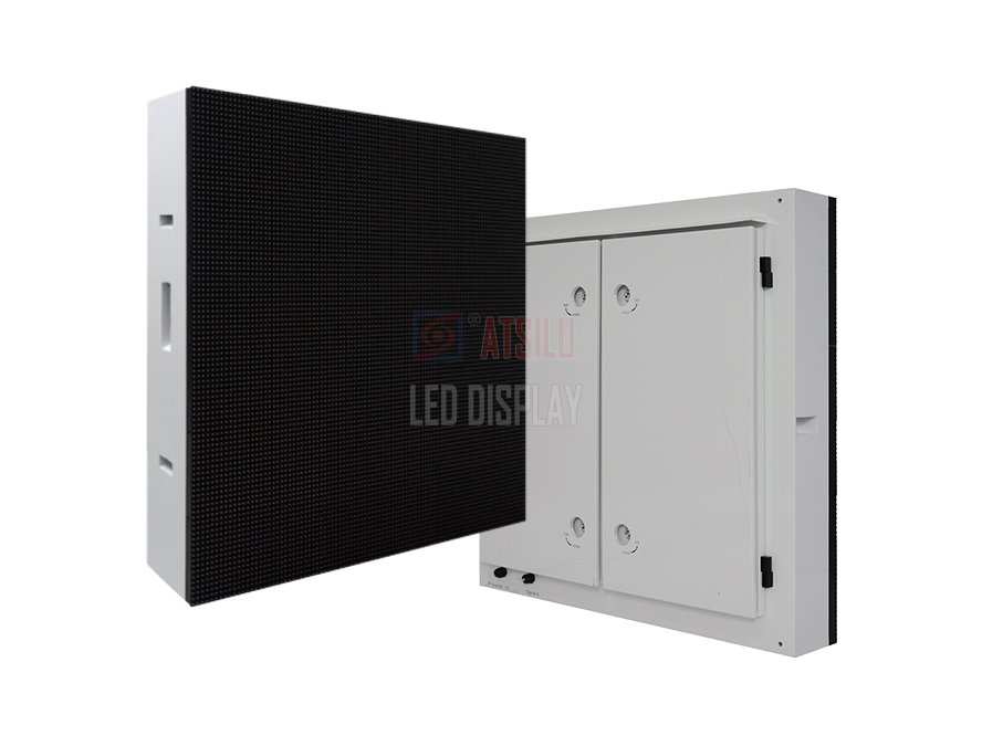 960mmx960mm LED Display Panel High-Performance P5/P6/P8/P10mm Waterproof LED Cabinets