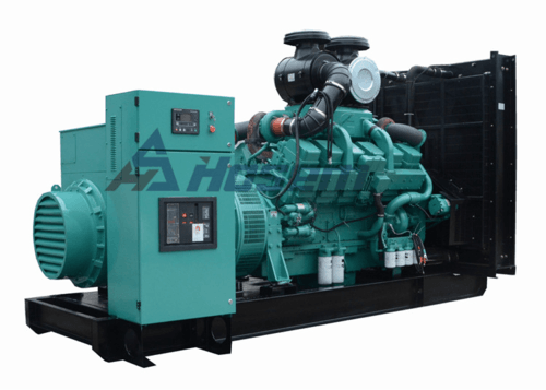 Cummins Generator Rated Output 1500kVA 50Hz for Industrial