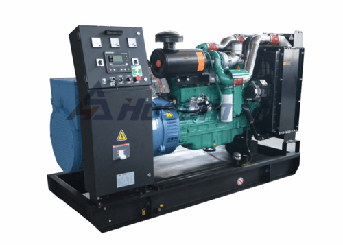 Cummins Power Generator Output 250kVA 60Hz für industrielle Anwendungen