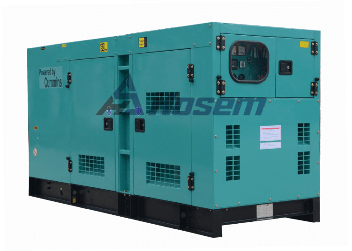 Diesel Generator Set Installation and Commissioning Plan