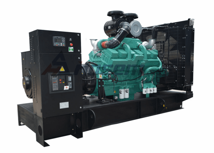 Diesel Generator Wet Stacking Phenomenon and Solution