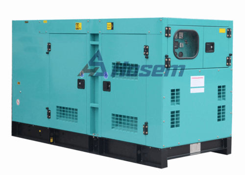 Deutz Silent Generator Rate Output 125kVA with BF4M1013FC