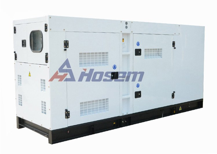 200kVA Deutz Generator Set with Denyo Design Soundproof Canopy