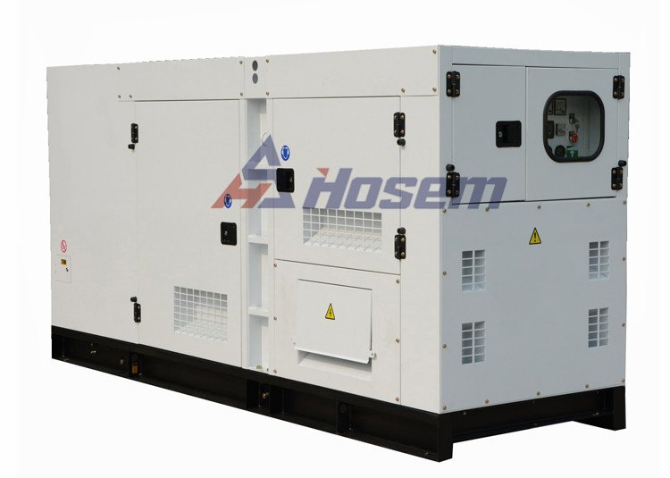 150kW Deutz Generator with Soundproof Canopy