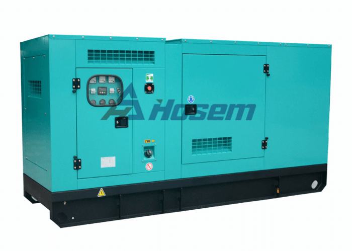 Diesel Generator Installation Unified Technical Standard