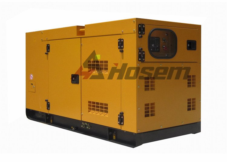 30kVA Best Standby Generator with Ricardo Diesel Engine