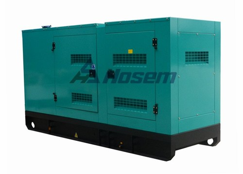 Diesel Standby Generator with 6 Cylinders Engine 85kVA