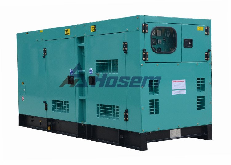 Denyo Design Soundproof Canoyp for 150kVA Electric Generators