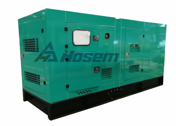 Generator Industri Perkins 200kVA dengan Model Mesin 1106A-70TAG4