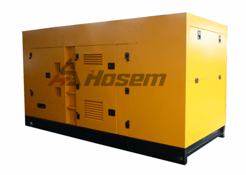 200kVA Perkins Industrial Generator with Engine 1106A-70TAG4