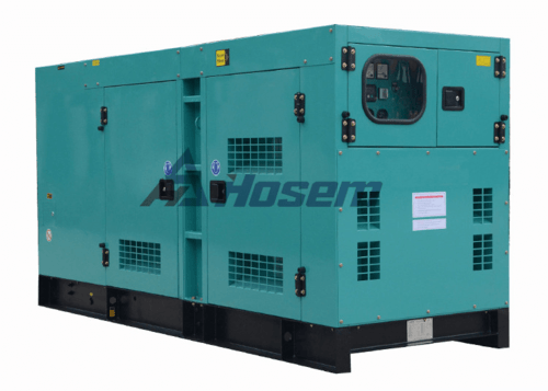 Waterproof Generator with Perkins Engine Output at 250kVA