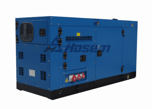 25kVA Diesel Generator with SDEC Engine 4H4.3-G21 For Sale