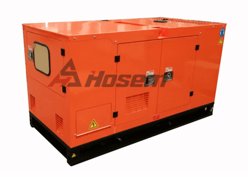 China Generator Rated Output 40kVA with SDEC Engine For Sale