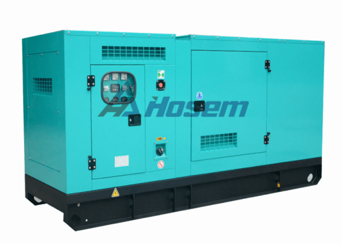 Volvo Power Generator Rated Output 150kVA for Sale