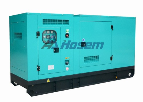 Volvo Industrial Generator Rated Output 100kW for Sale