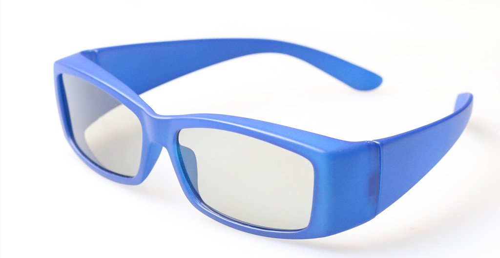reusable 3d glasses