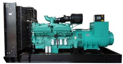 Generator Set Power By Perkins