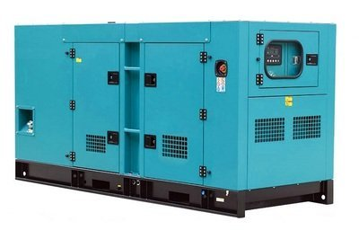 Diesel generator sets with Cummins Engine KTA19-G3A/448KW