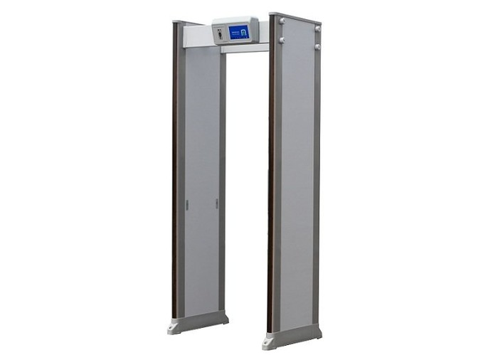 Walk Through Metal Detector Supplier - SE3307 (B) Of 33 Zones by Touch Control