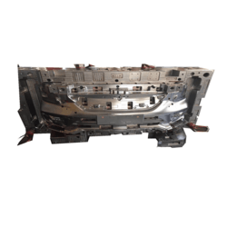 Automotive Plastic Injection Mold Making, Auto Bumper, plastic mold