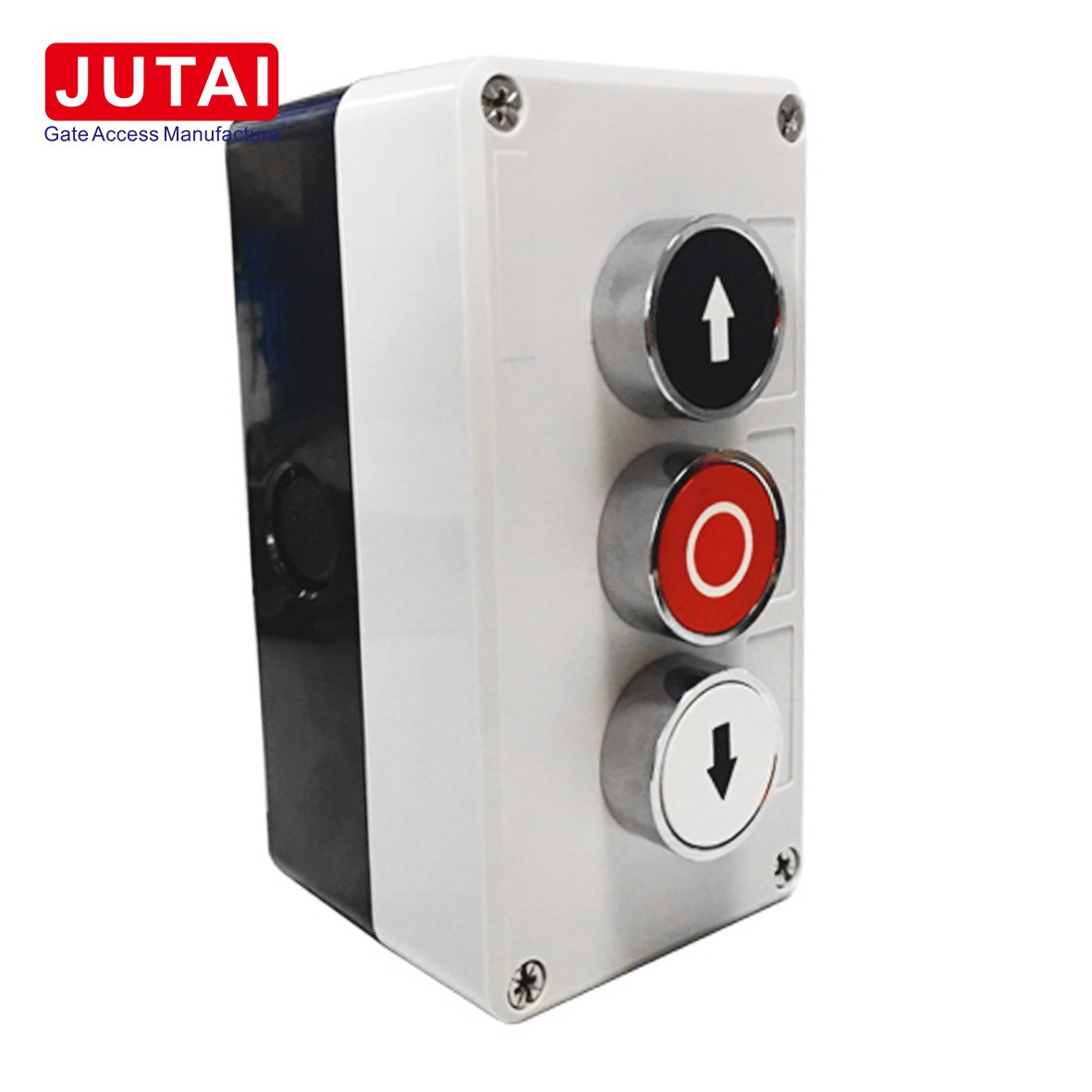 Three Push Button Gate Switch Button Use for Barrier Gate Operator and Autogate System