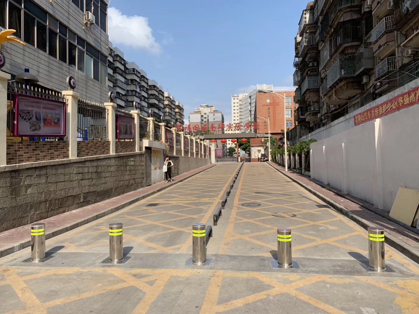 bollards projects