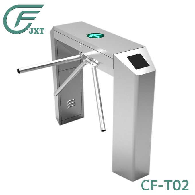 drop arm turnstile
