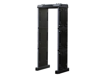 Portable Walk Through Metal Detector - BX6001 Of IP67 Waterproof