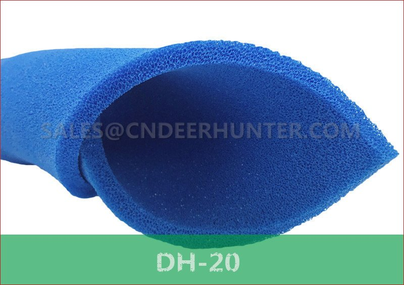 DH-20 silicone foam sheet for ironing table