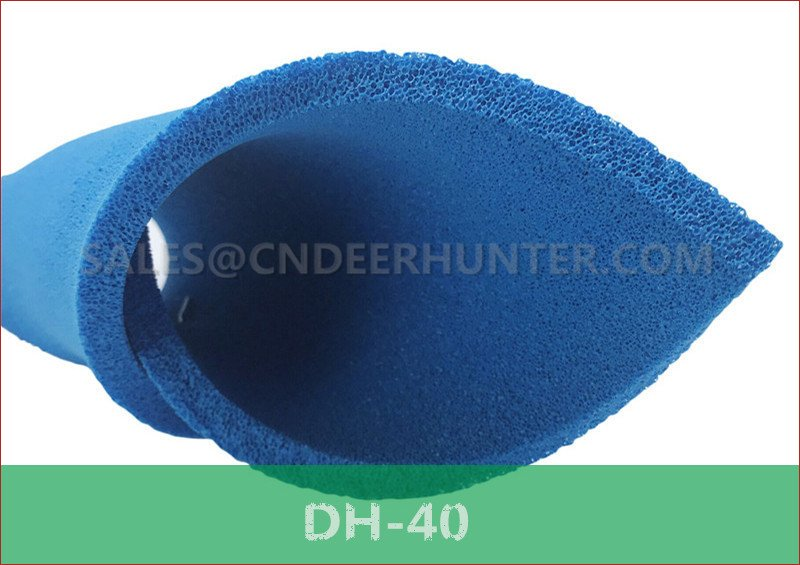 DH-40 silicone sponge sheet for ironing table