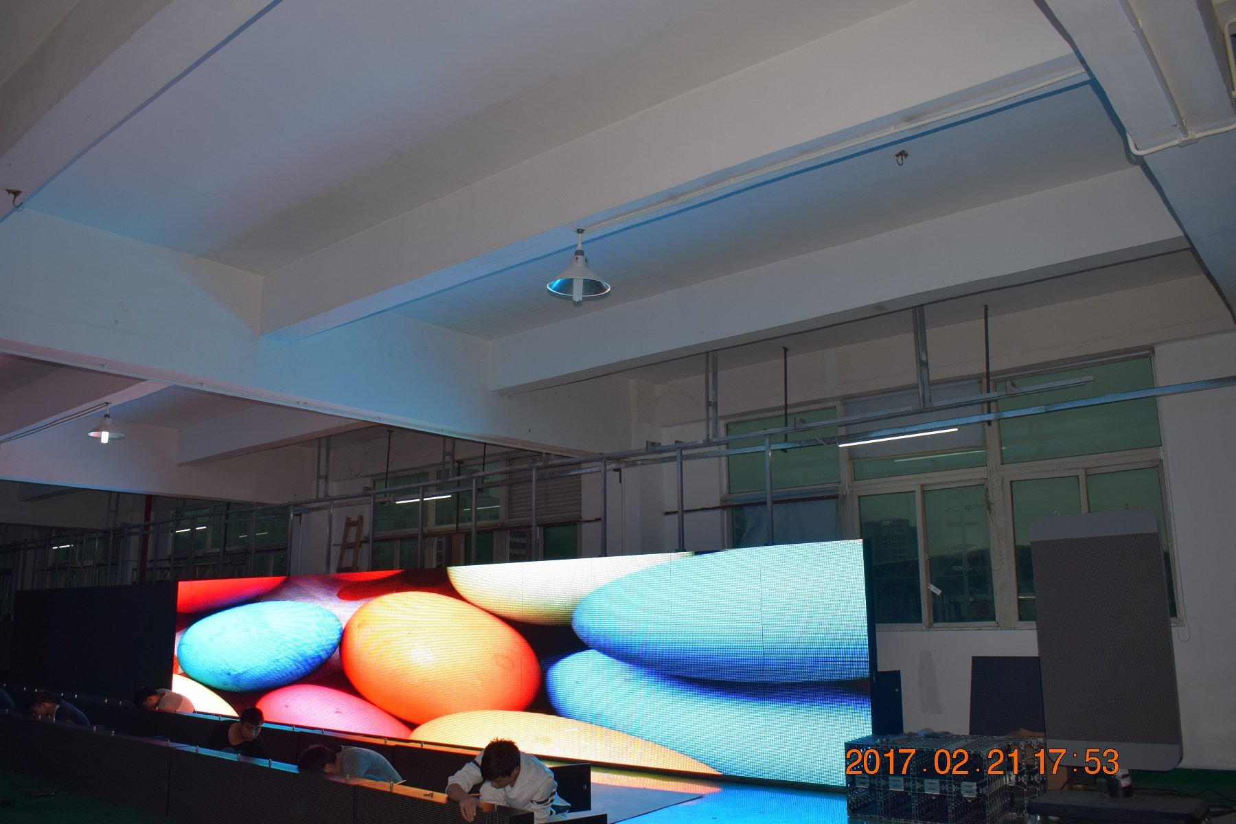 Large LED Display