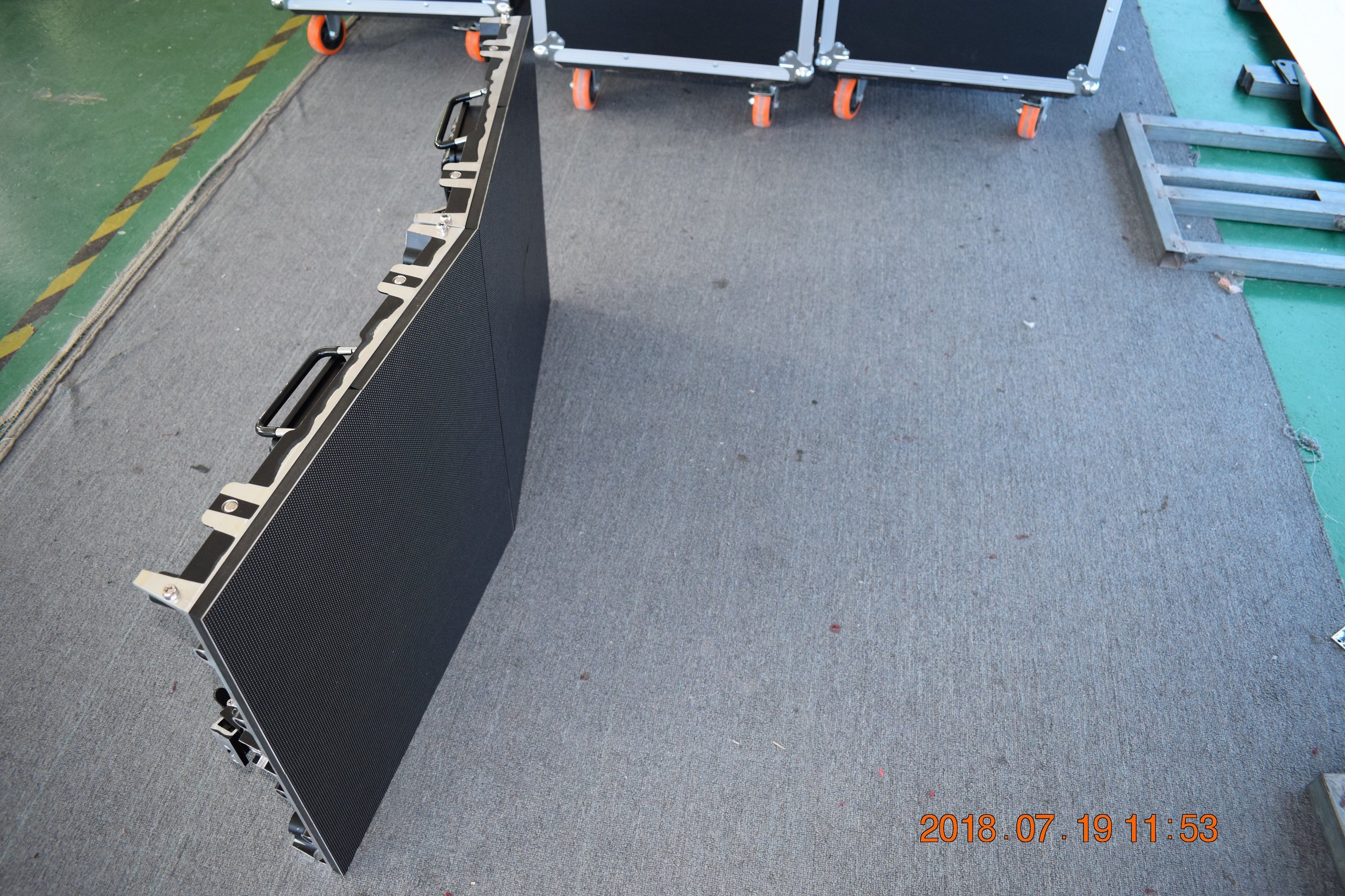 LED Duvar Kiralama