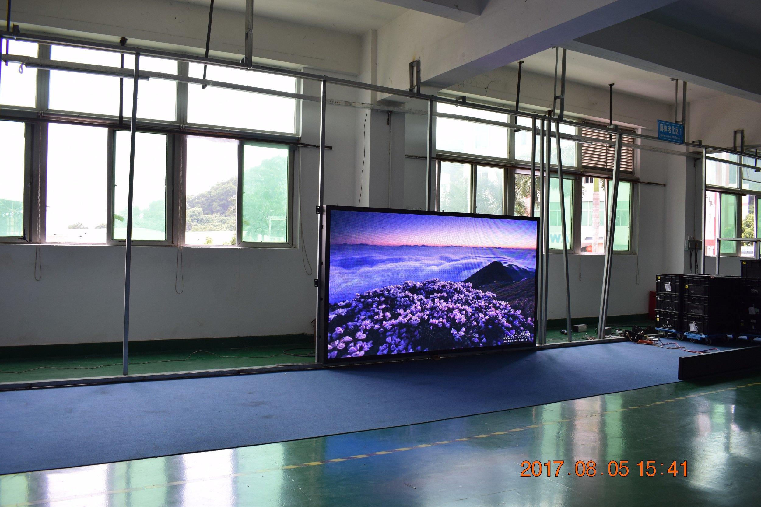 P4 LED Ekranı