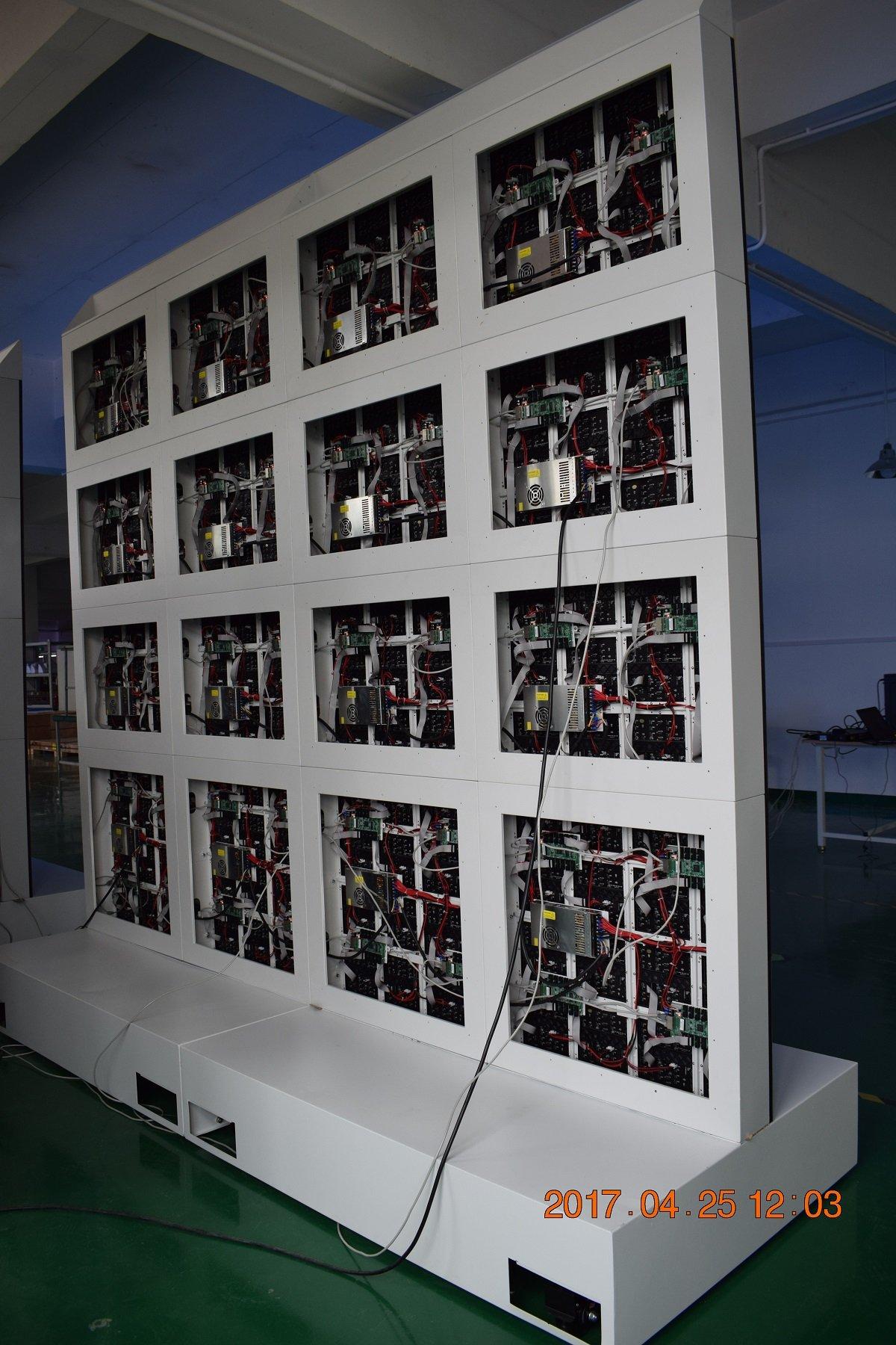 LED Paneel Scherm Binnen