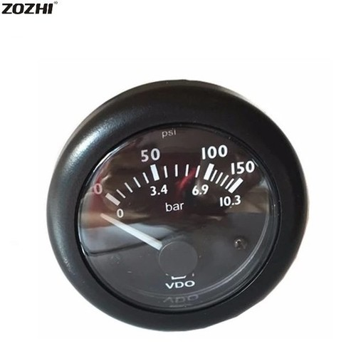 VDO Oil pressure GAUGE VDO Water Temperature Fuel Gauge