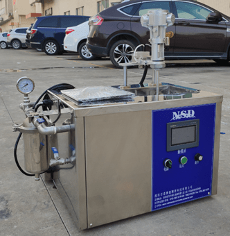Fiber Cleaning Machine