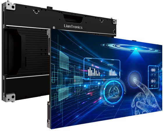 Pantalla LED Fine-pitch de Series VF