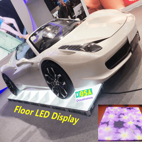 Floor LED Display P3.9 mm Dance floor LED Screen High Brightness