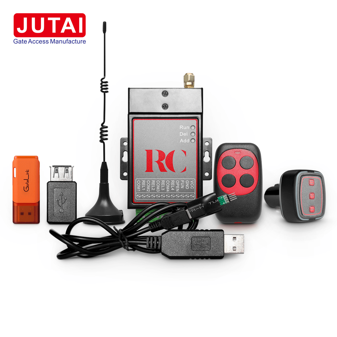 JUTAI Gatelink all-in-one Solution your safe key plus