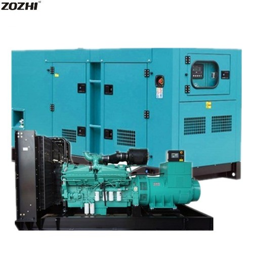 Generator Set Power By Cummins 80KW/100KVA 6BT5.9-G2