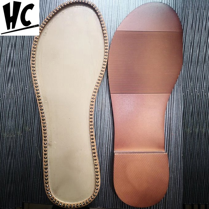 Outsole Sole For Shoes Rubber Half Soles And Heels From China