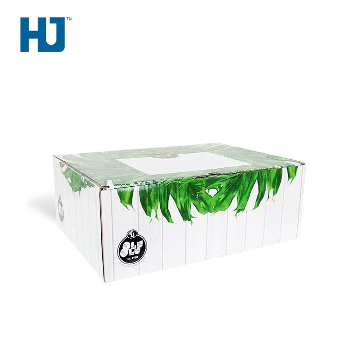 Luxurious Buckle Carrying Packaging Box  Fruit and Vegetable Carrying Packaging Box
