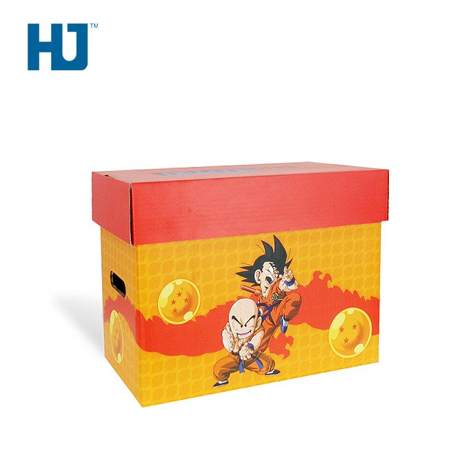 retail toy packing box