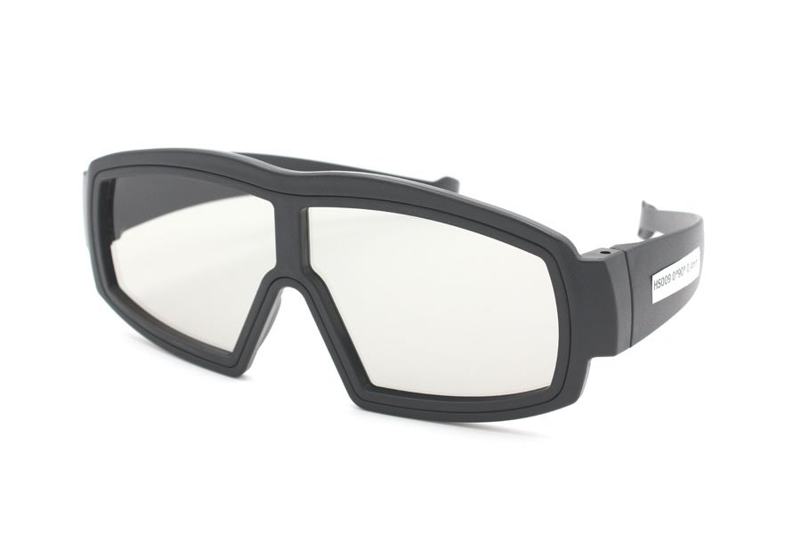 Lineare 3D-Brille