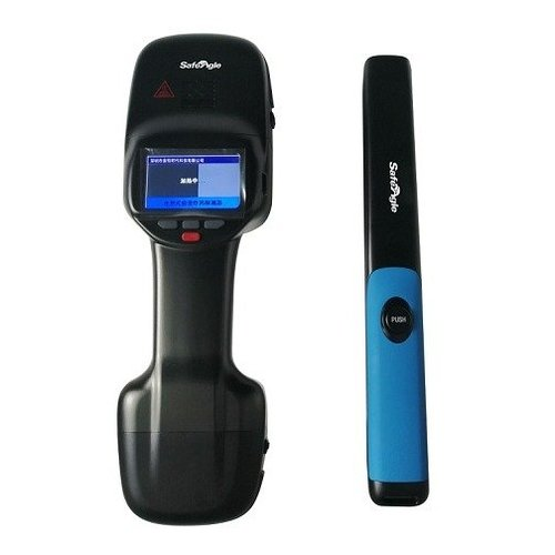 Handheld Explosive Trace Detector SE-ED1905 Of Fluorescent Polymer Sensing Tech