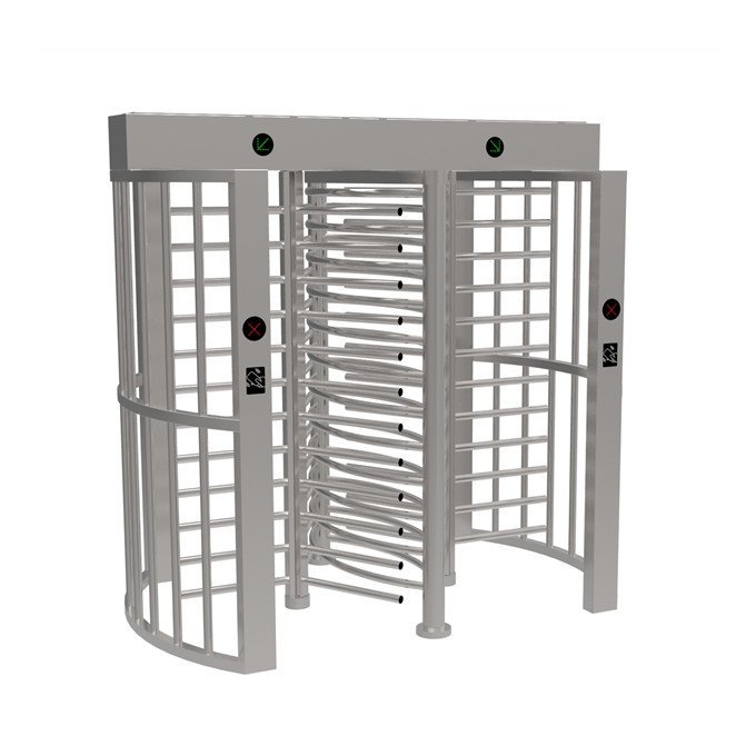 Full-high Gate Double Lanes Rotor Turnstile Stadium Use SST-N4004
