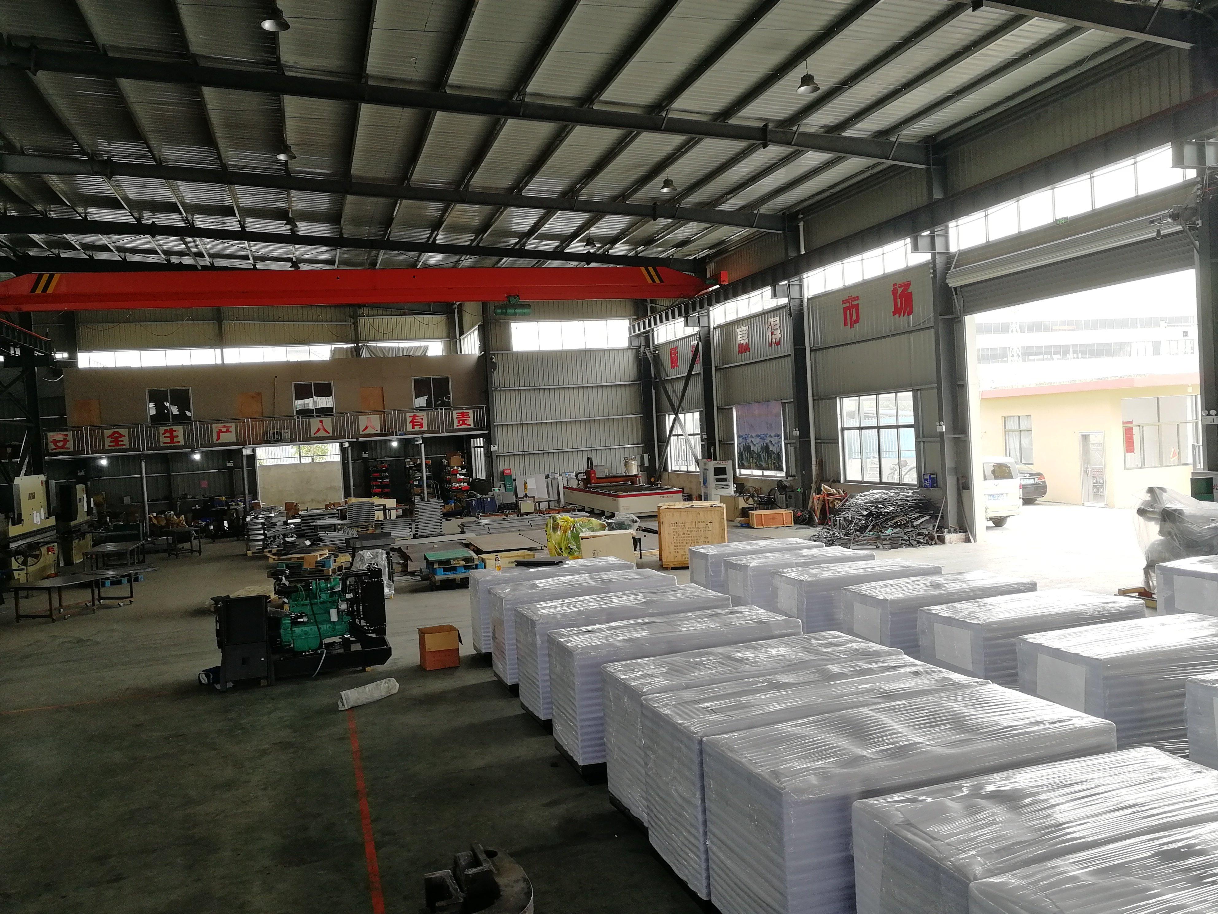 Diesel Generator Ready For Shipment