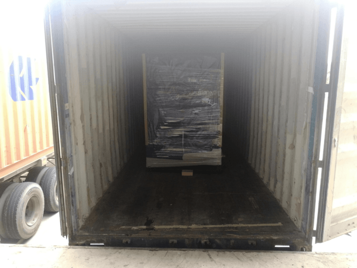 Industrial Generator Export to Oceania Country