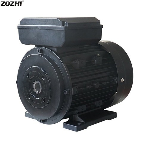 Hollow shaft electric motor for car wash 712-4 0.37KW