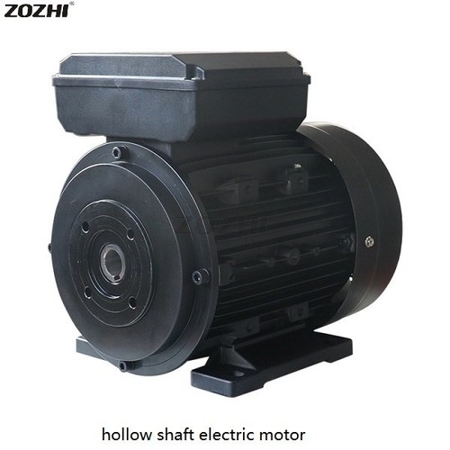 Hollow Shaft Electric Motor 100L3-4 4KW 5.5HP For Car Wash